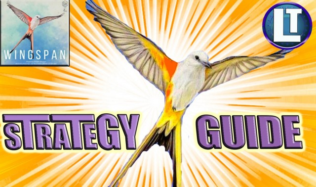 Wingspan Strategy Guide
