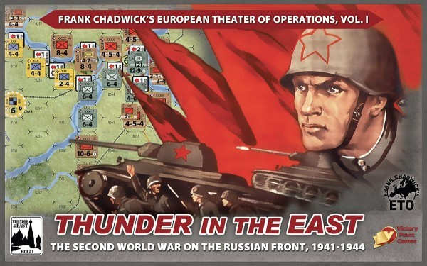 Thunder in the East - WWII Russian Front