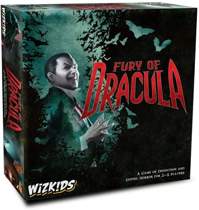 Flashback Friday - Fury of Dracula