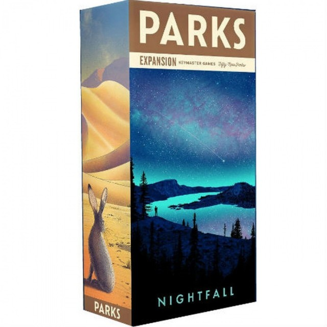 Parks: Nightfall Expansion Available for Pre-Order