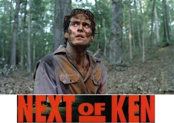 "Next of Ken, Volume 51:  Cabin in the Woods, Banditos, and ""Ken B. Looks Back!"""