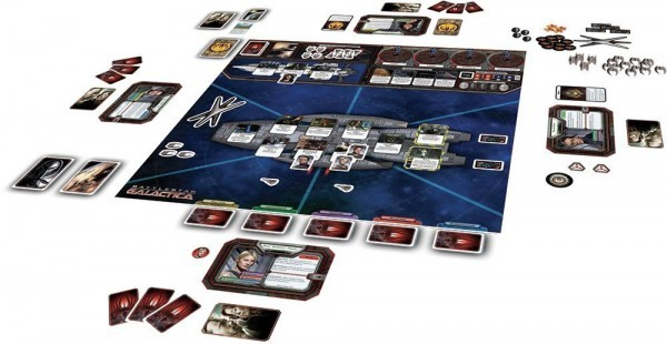 BSG Campaign Mode: Four Seasons of Cylons Afoot