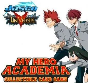 My Hero Academia: Collectible Card Game Release Date Announced by Jasco Games