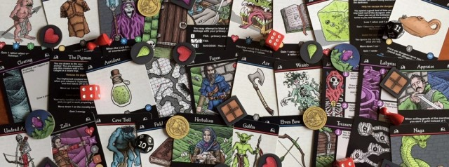 Iron Helm - The OSR Dungeon Crawl for One - Review