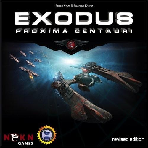 Exodus Proxima Centauri
