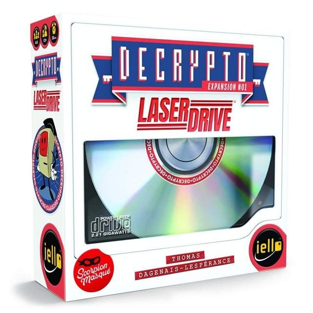 Decrypto: Expansion #01 - Laser Drive
