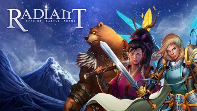 Radiant: Offline Battle Arena Review