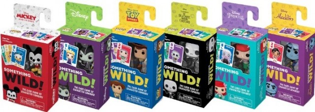 Something Wild! Coming Soon from Funko Games