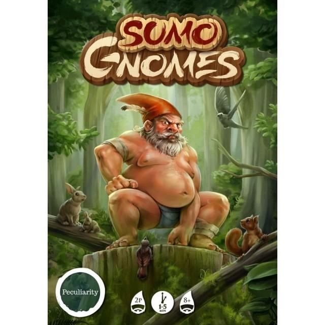 Sumo Gnomes – Board Game Preview