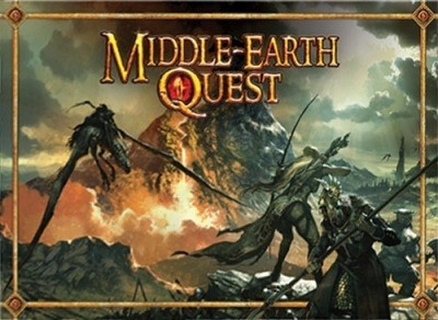 Middle Earth Quest - Boardgame Review