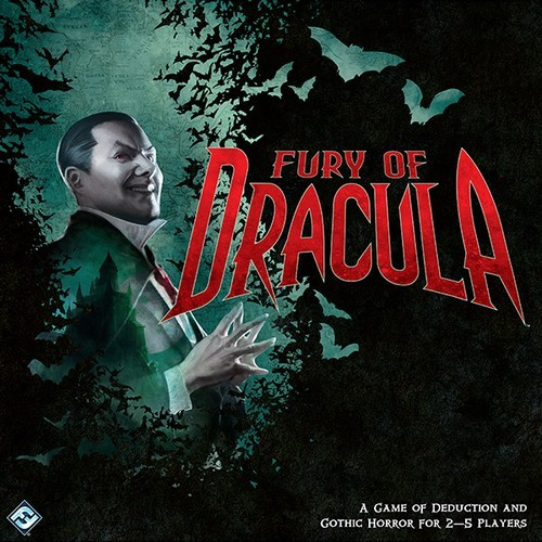 Fury of Dracula 3rd Edition Review