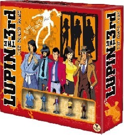Lupin the Third Board Game