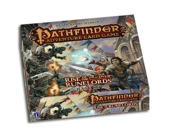 Pathfinder Adventure Card Game Review