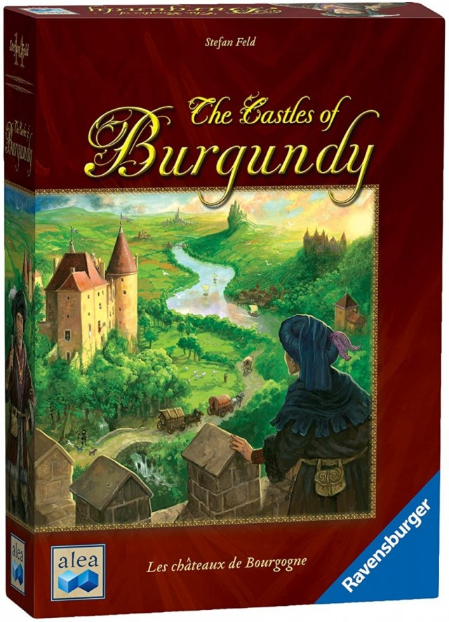 My Observations: The Castles of Burgundy