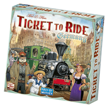 Which Ticket To Ride Should I Get?