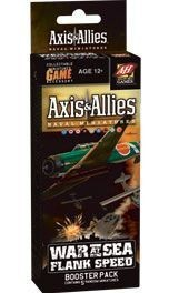 Axis & Allies Naval CMG: War At Sea Flank Speed Booster