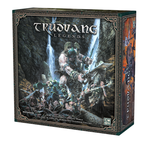 CMON to launch Trudvang Legends board game