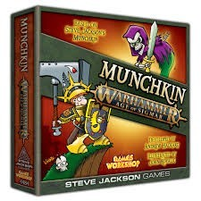 Munchkin Warhammer: Age of Sigmar Expandalone Coming Soon