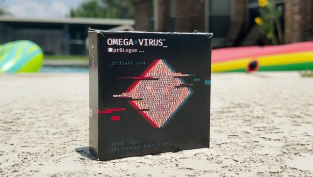 Omega Virus Pr0logue__ 2021 [Vacation Edition]