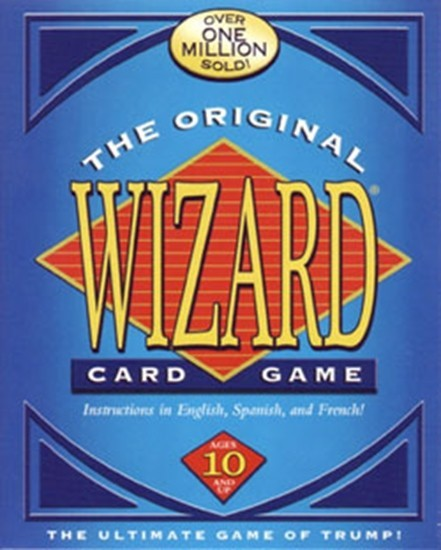 Wizard - A Five Second Board Game Review