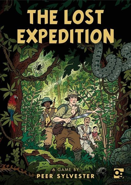 Play Matt: The Lost Expedition Review