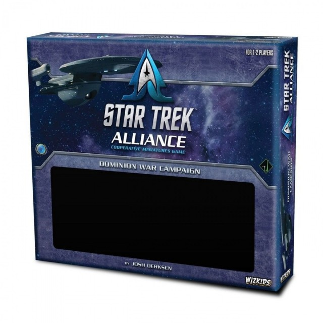 Star Trek: Alliance - Dominion War Campaign Coming from WizKids