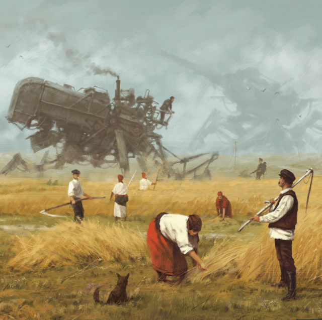 Scythe: Underdogs of Europa - Fan Made PnP Expansion