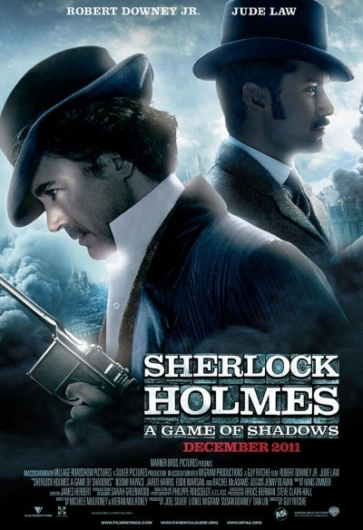 Sherlock Holmes 2 Game of Shadows - Tow Jockey 5 Second Review