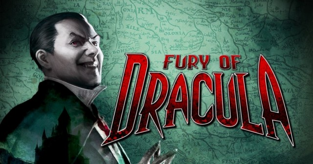 Nomad Games Announces Digital Adaptation of  Fury of Dracula