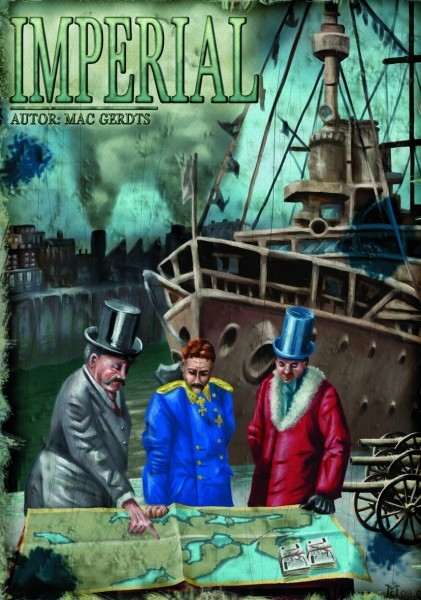 Masters of War - Imperial Review