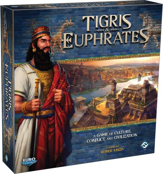 Flashback Friday - Tigris & Euphrates
