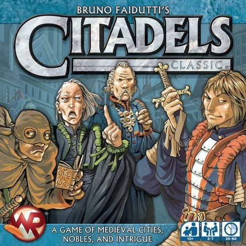 Flashback Friday - Citadels