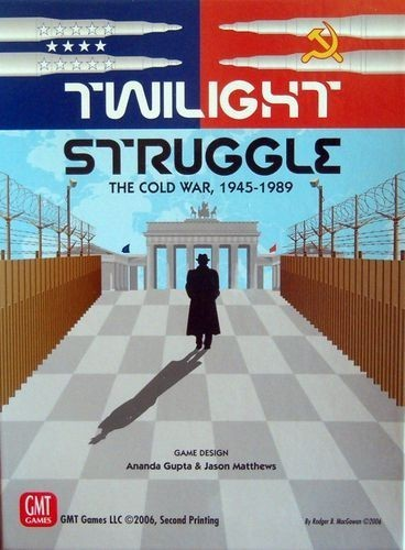 Twilight Struggle: A Deluxe Review