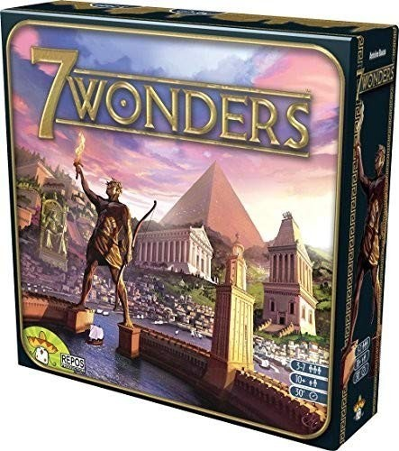 There's Gotta Be A Better Way - 7 Wonders Review