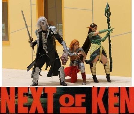 Next of Ken, Volume 74:  Duels of the Planeswalkers 2014 and Kaijudo!