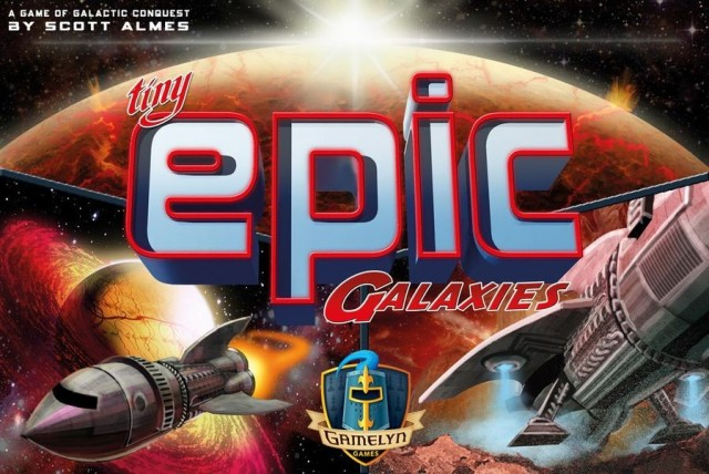 Tiniest Epics, vol. 2: Right now in a galaxy near you
