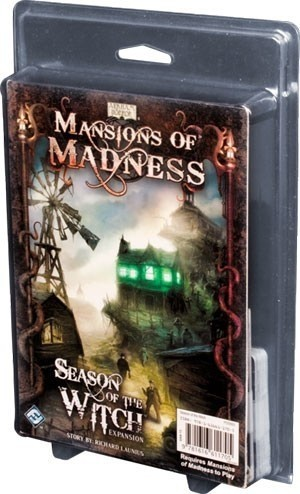 Mansions of Madness: Season of the Witch Expansion