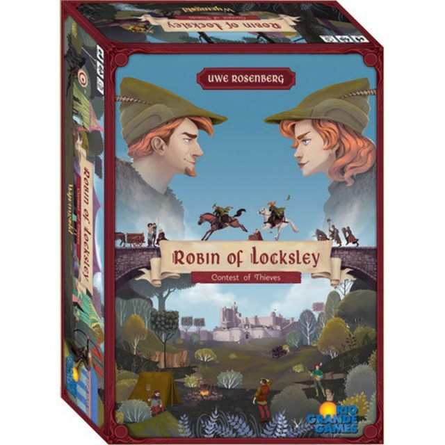 Robin of Locksley Coming This Fall From Rio Grande Games