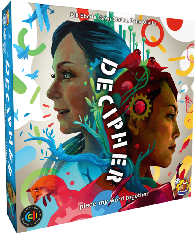 Decipher - a New Game From the Designers of Cosmic Encounter and Dune - Announced