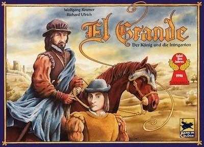 A Friendly Knife-Fight - El Grande Retrospective