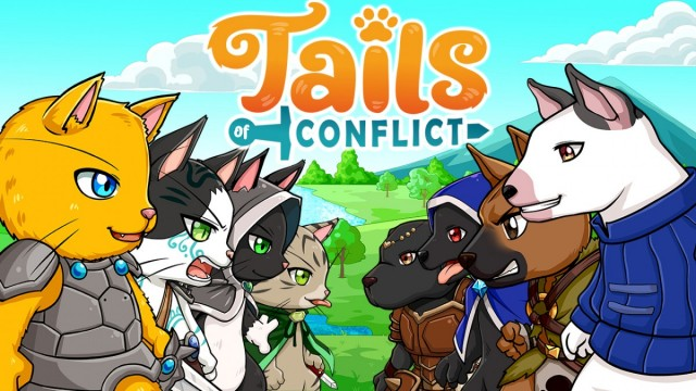 Tails of Conflict Now on Kickstarter
