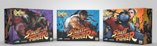Street Fighter Exceed Review