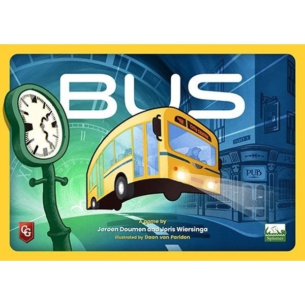 20th Anniversary Edition of Bus Coming from Capstone Games