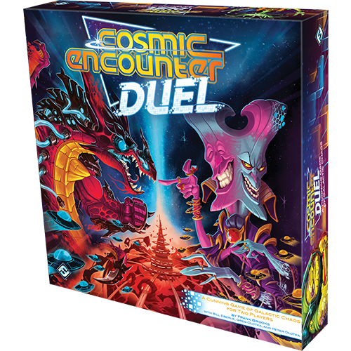Cosmic Encounter Duel Gets Lost to Warp - Review