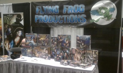 Flying Frog Production Announces Four New Expansions at GAMA  - Updated