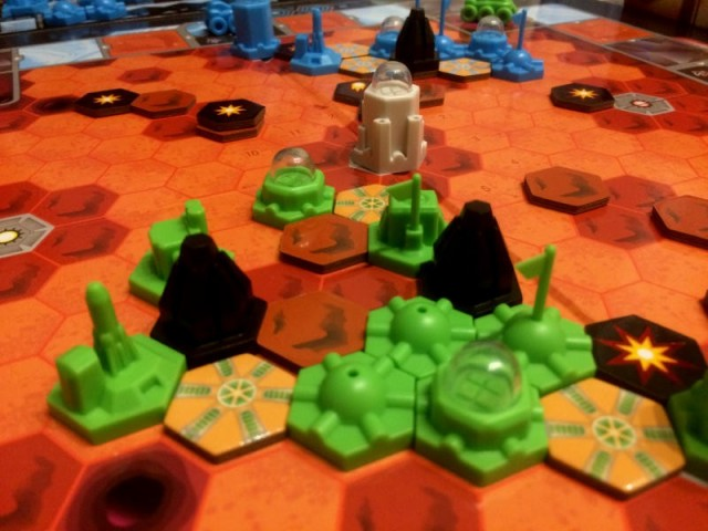 Migration: Mars Board Game Review