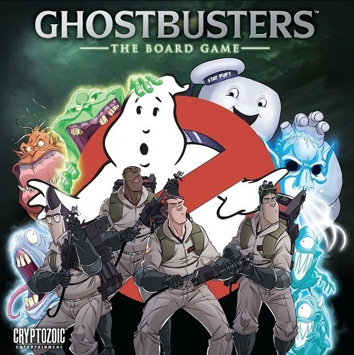 TRASH, CULTURE & VIOLENCE - Ghostbusters: the Boardgame