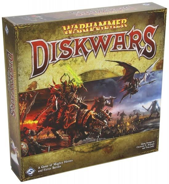 Warhammer Diskwars - A Retrospective