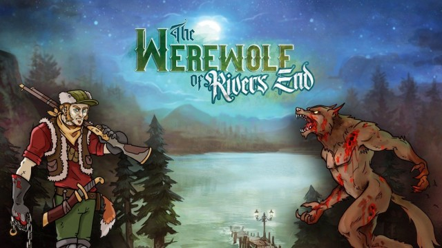 The Werewolf of Rivers End Now on Kickstarter