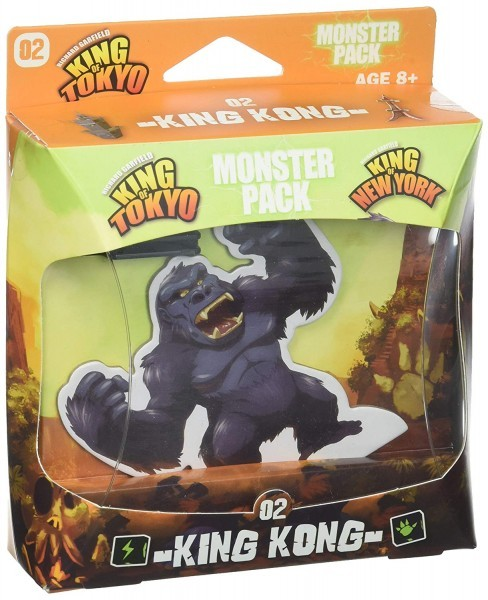 King of Tokyo: Monster Pack King Kong
